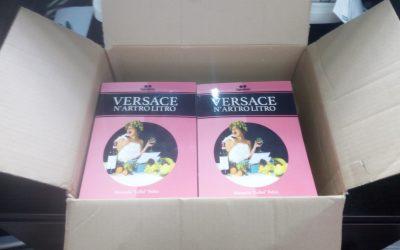 Versace n'artro litro (il libro): parte il Contest!