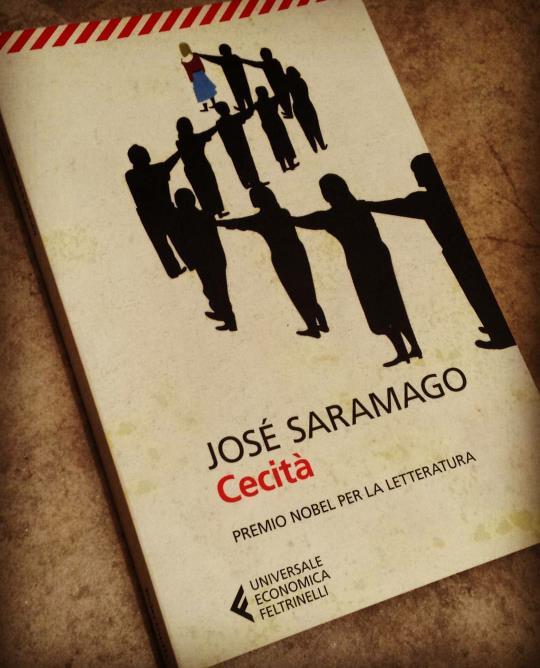 Cecità - Josè Saramago